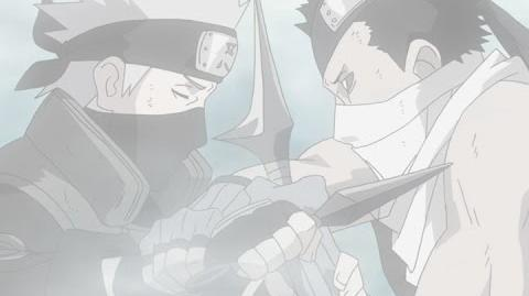 Kakashi vs. Edo Zabuza Full Fight (English Dub)