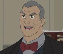 Raymond Warren (Earth-TRN633) from Marvel's Spider-Man (animated series) Season 1 4 001