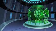 Justice League vs the Fatal Five 2052