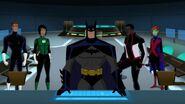 Justice League vs the Fatal Five 2355