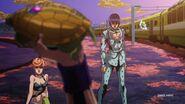 JoJo's Bizarre Adventure Golden Wind Episode 16 0908