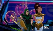 Justice League Action Women (1331)
