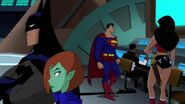 Justice League vs the Fatal Five 1835