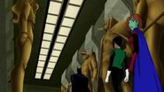 Justice League vs the Fatal Five 2003