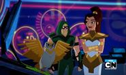 Justice League Action Women (1333)