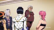 JoJo's Bizarre Adventure Golden Wind Episode 18 0513
