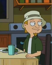 Jeff Fischer (American Dad!)