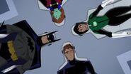 Justice League vs the Fatal Five 1893