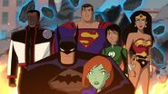 Justice League vs the Fatal Five 1635