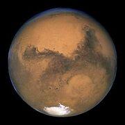 Mars 23 aug 2003 hubble