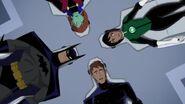 Justice League vs the Fatal Five 1894