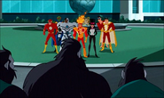 Justice League Action Women (450)