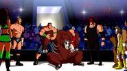Scooby Doo Wrestlemania Myster Screenshot 2287