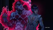 JoJo`s Bizarre Adventure Golden Wind Episode 20 1095