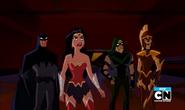 Justice League Action Women (1510)