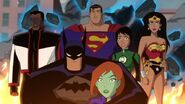 Justice League vs the Fatal Five 1634