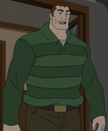 Flint Marko (Earth-TRN633) from Marvel's Spider-Man Season 1 6 001