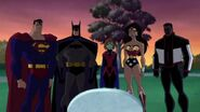 Justice League vs the Fatal Five 3827