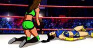 Scooby Doo Wrestlemania Myster Screenshot 0509