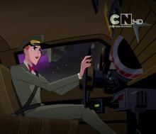 Space cabbie