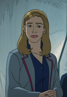 Jemma Simmons (Earth-12041) from Ultimate Spider-Man (Animated Series) Season 4 5 001