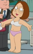 Meg's Bra and Panties