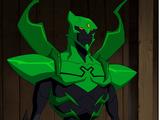 B'arzz O'oomm(Green Beetle)