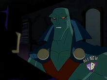 Martian Manhunter (The Batman)