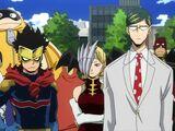 Shie Hassaikai Raid Team