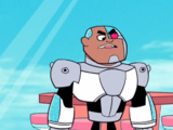 Victor Stone(Cyborg) (Teen Titans Go!)