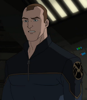 Agent Phil Coulson (Earth-TRN123) in Ultimate Spider-Man Season 2 21
