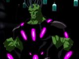 Brainiac(Superman: Unbound)