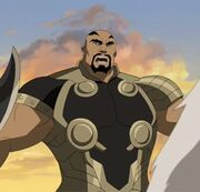 Skurge Ultimate Spider-Man