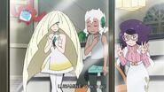 Pokemon Sun & Moon Episode 129 0803