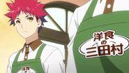 Food Wars Shokugeki no Soma Season 2 Episode 11 0808