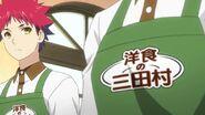 Food Wars Shokugeki no Soma Season 2 Episode 11 0806
