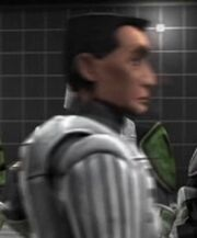Unidentified clone cadet 5 (Bravo Squad)