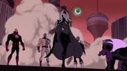 Justice League vs the Fatal Five 2160