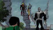 Justice League vs the Fatal Five 1356