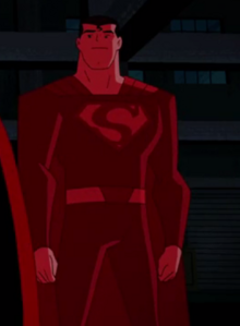 Red superman
