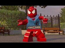 Ben Reilly (Earth-13122) from LEGO Marvel's Avengers 001