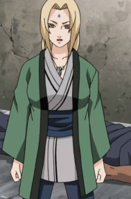 5th Hokage Tsunade