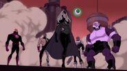 Justice League vs the Fatal Five 2163