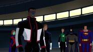 Justice League vs the Fatal Five 2307