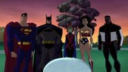 Justice League vs the Fatal Five 3826
