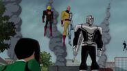 Justice League vs the Fatal Five 1357