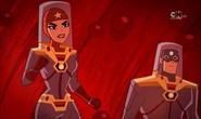 Justice League Action Women (110)