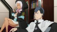 Fire Force Episode 18 0211