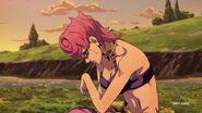 JoJo's Bizarre Adventure Golden Wind Episode 16 0986