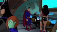 Justice League vs the Fatal Five 1836